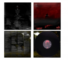 Lost Life - The Cur(s)e of Karma ++ BLACK LP, lim.500