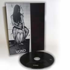 VOND - Selvmord - A5 DIGIPACK CD