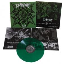 Dopefight - Buds ++ GREEN LP, lim.300 ++ UK Sludge Doom