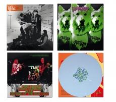 Dopefight/Lex Rhino - Split - LP White Vinyl, lim. 420