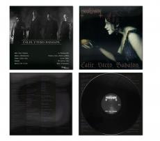 Necromass - Calix. Utero Babalon ++ LP, BLACK VINYL, lim.400