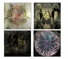 Setherial - Ekpyrosis ++ LP, SPLATTERED VINYL, lim.100