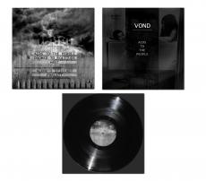 VOND - AIDS To The People - Vinyl 12 - Black