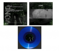 VOND - Green Eyed Demon - Vinyl 12 - BLUE