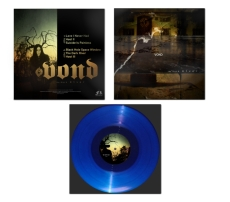 VOND - The Dark River - Vinyl 12 - BLUE