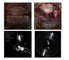 Mortiis - Ånden Som Gjorde Opprør - Black 12 Vinyl - lim. 450