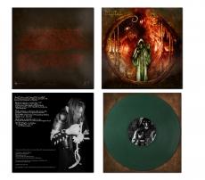 Mortiis - Keiser Av En Dimensjon Ukjent - Green 12 Vinyl - lim. 100 Stk.