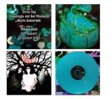 Chubby Thunderous Bad Kush Masters - Earth Hog, CYAN LP, lim.300