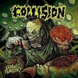Collision - Satanic Surgery ++ ORANGE LP