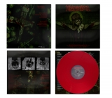 Ribspreader - Bolted to the Cross ++ RED LP ++ lim. 500