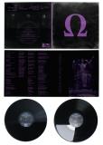 Black Capricorn - OMEGA - 12 DLP +++ Black Vinyl +++ lim. 300